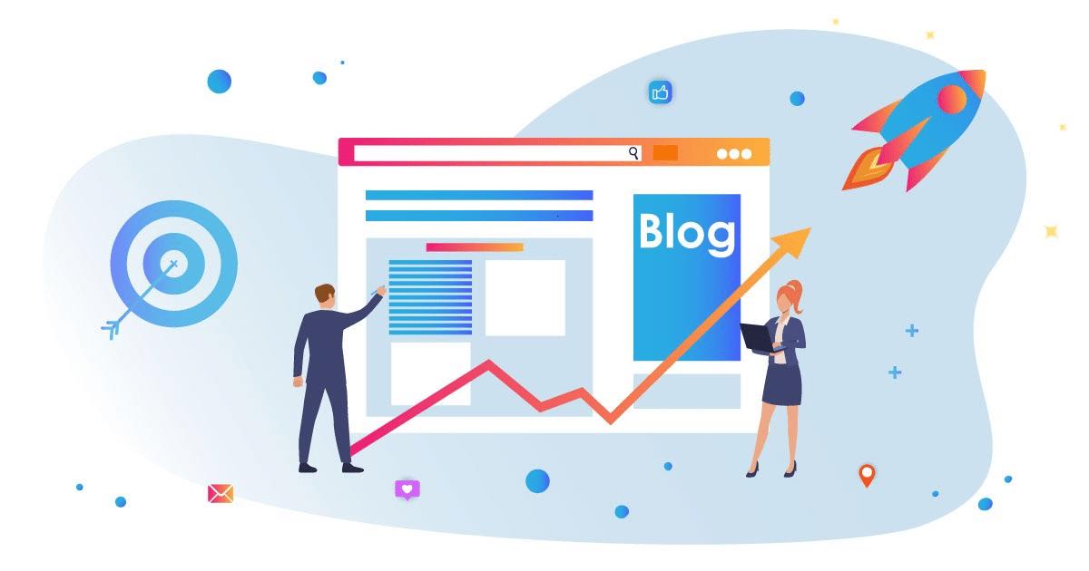 Avantages d'un blog btob