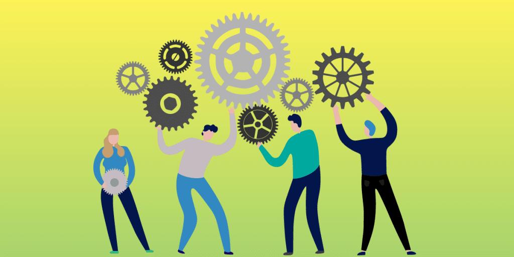 6 façons de monter une équipe performante au travail