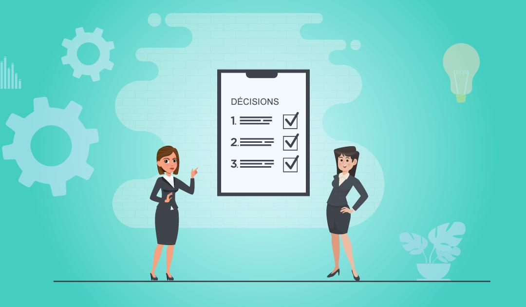 Pourquoi avons-nous besoin de plus de femmes dans les conseils d'administration ?